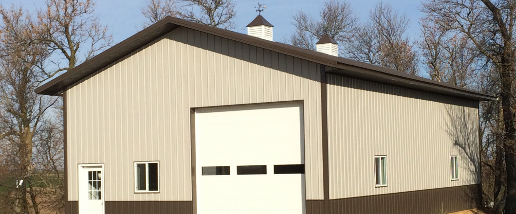 We Can Help Build Your Agricultural Buildings from the Ground Up!